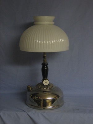 Jerry's Coleman Collection -- Coleman Lamps