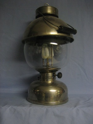 Jerry's Coleman Collection -- Coleman Lanterns I